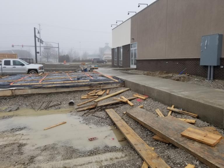 Verdad GC Project - KFC Grove City, OH - Construction 07.jpg