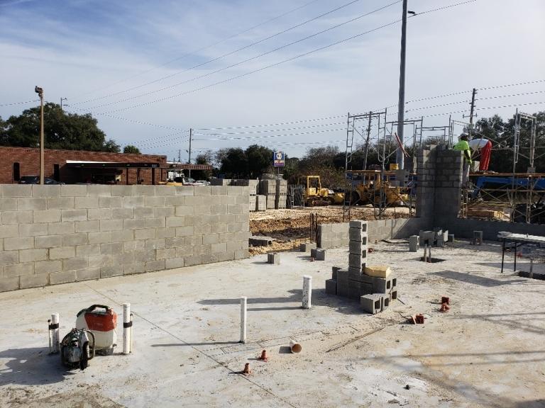 Verdad BTS - Taco Bell - Dunnellon, FL - Construction 04.jpg
