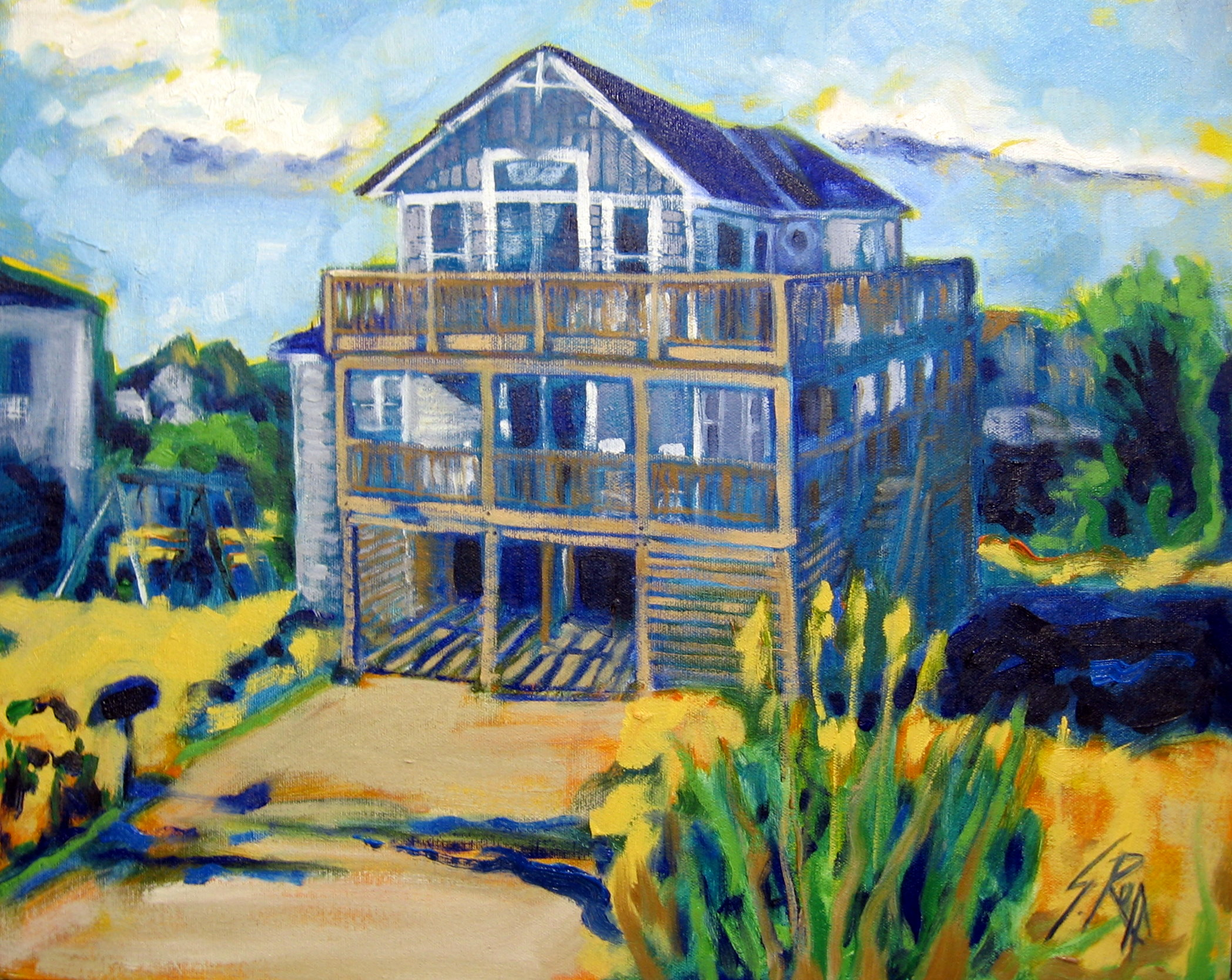 """Nags Head House"" SOLD"