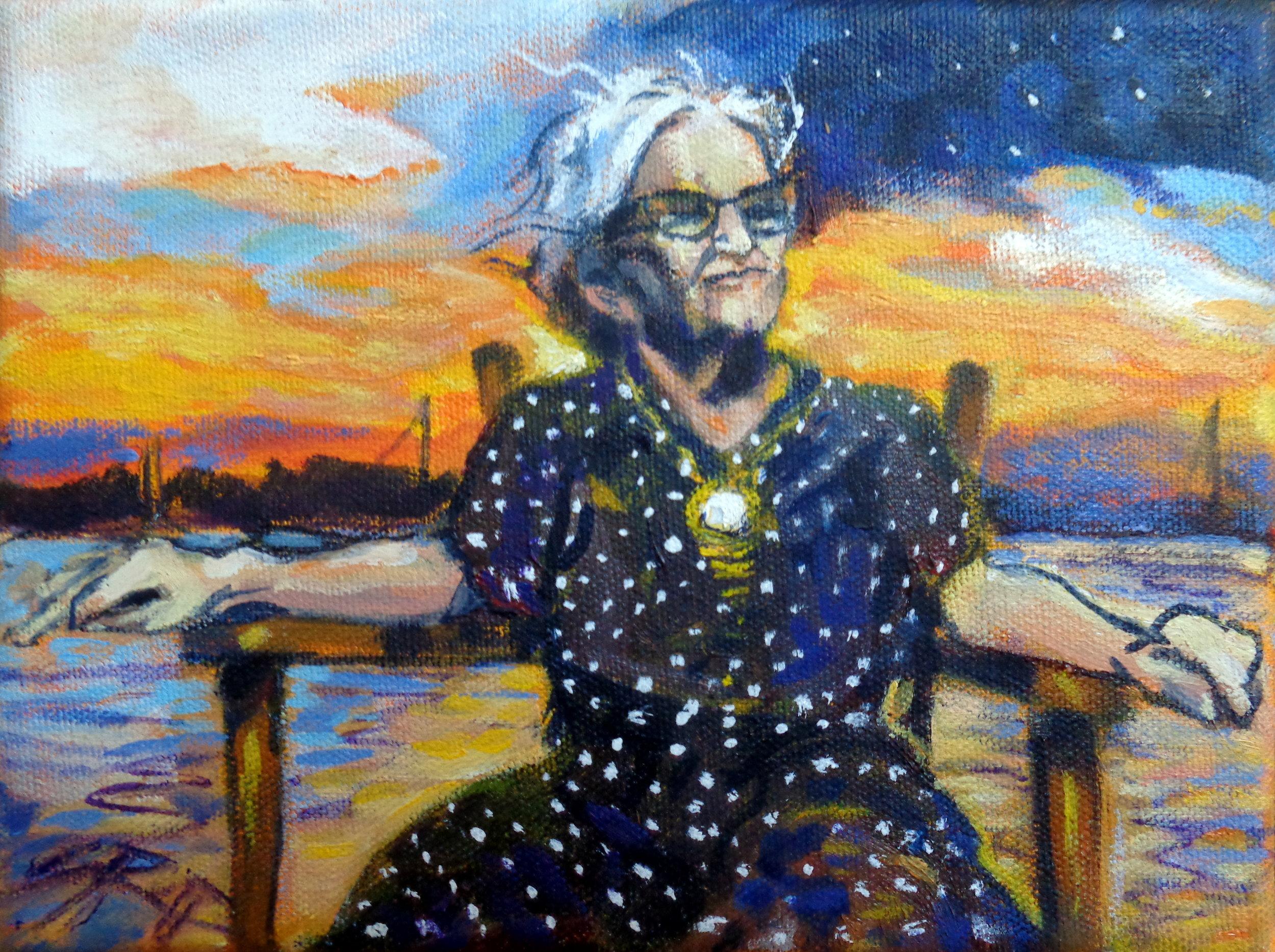 """""""Ocracoke Sunsets"""""""