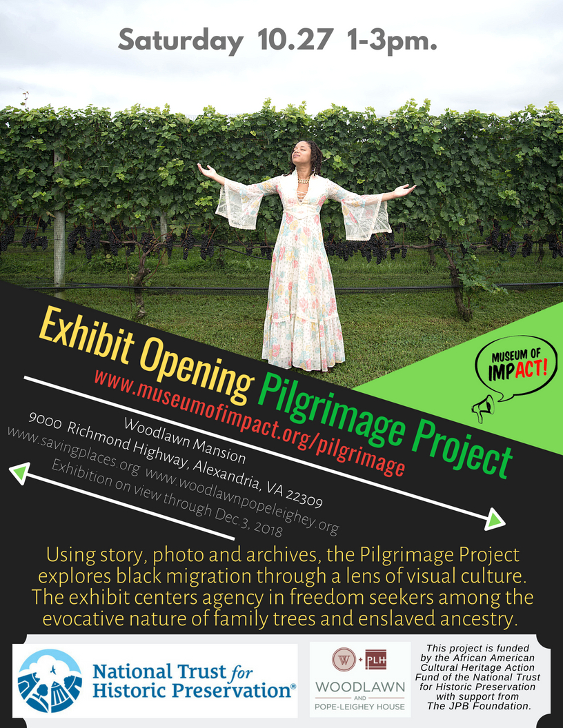 Pilgrimage Exhibiton Opening flier Woodlawn (1).jpg