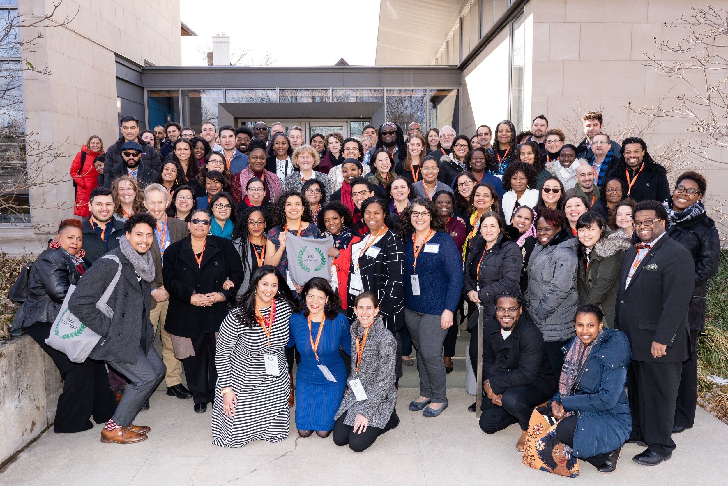 2nd Annual FGLI Administrator Conference Group Photo