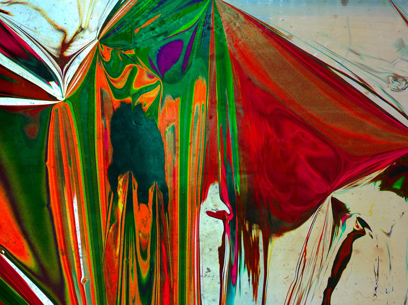 Elias Wessel  Hinter den Dingen 3 , 2017  Color Photograph  Original: 180 x 240.3 cm