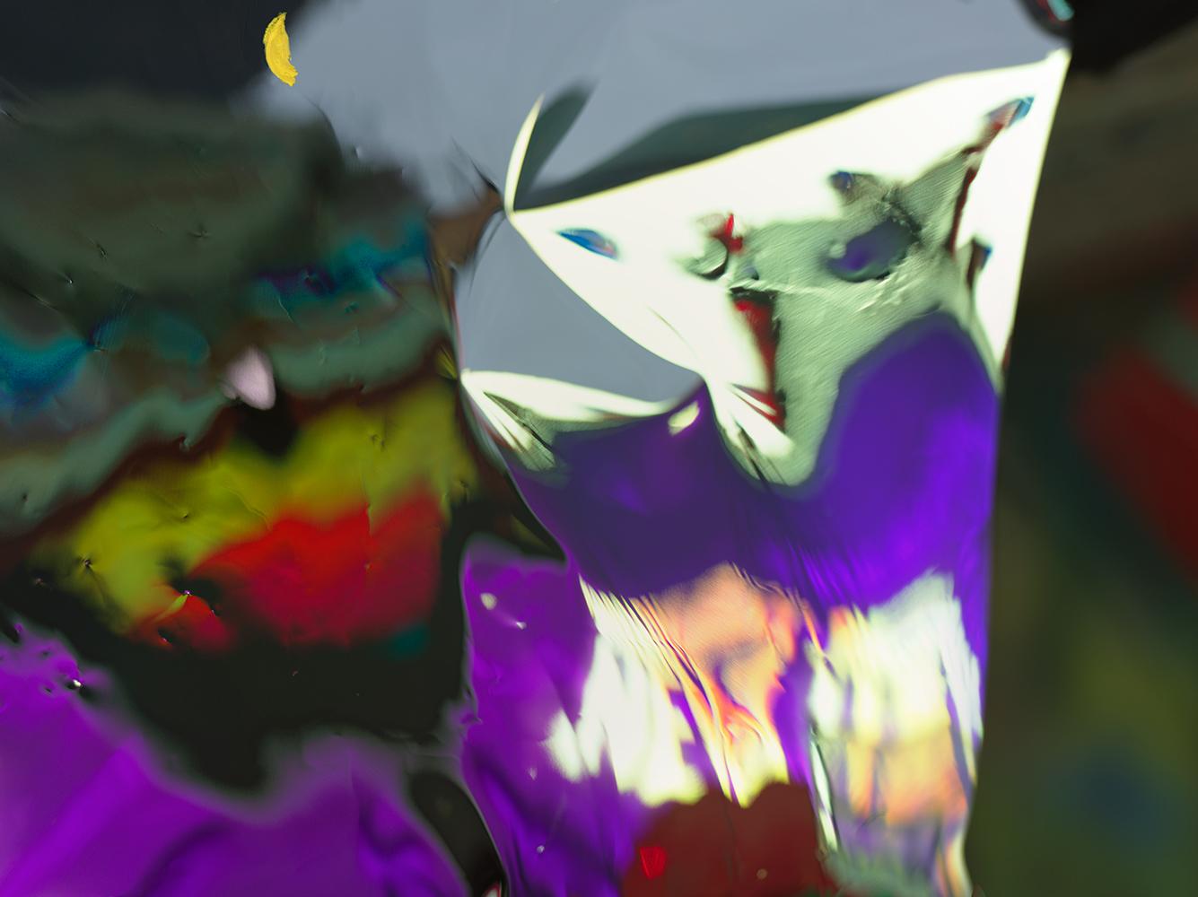 Elias Wessel  Hinter den Dingen 10 , 2017  Color Photograph  Original: 180 x 240.3 cm