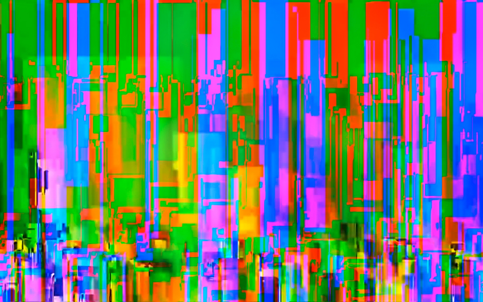 Elias Wessel   Cityscapes #4 , 2014-15  Color Photograph  152,4 x 243,8 cm