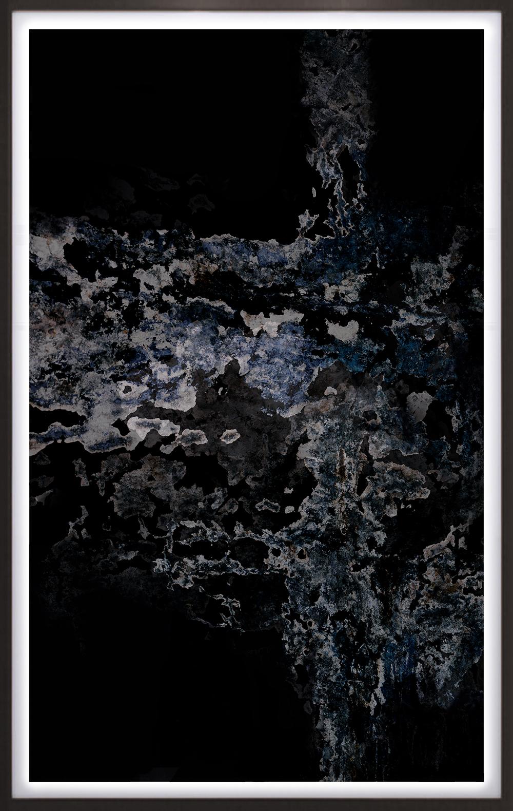 Elias Wessel  Feral 2 , 2015-16 Color Photograph Original: 298,9 x 189,2 cm (framed)
