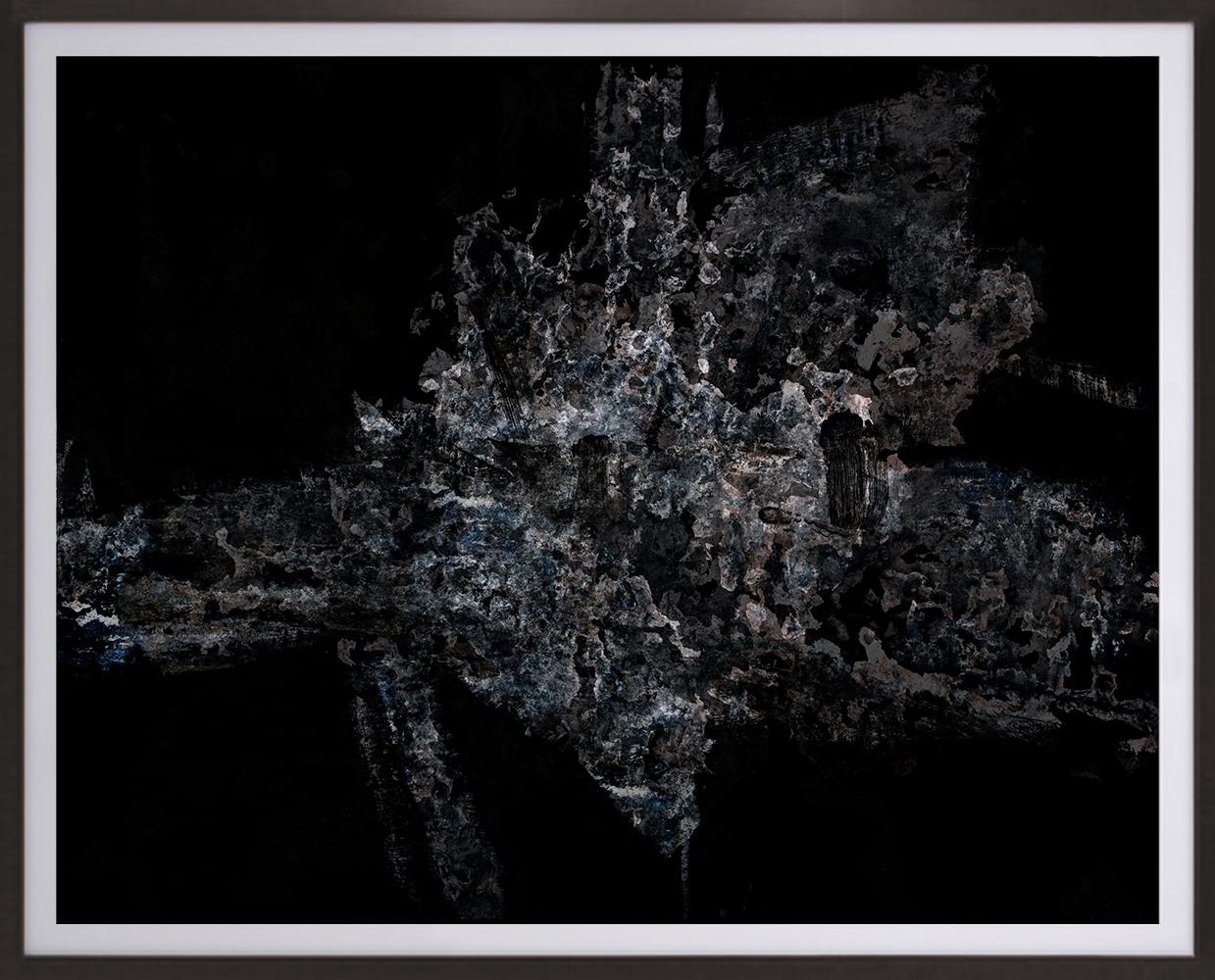 Elias Wessel  Feral 4 , 2015-16 Color Photograph Original: 189,2 x 234,5 cm (framed)