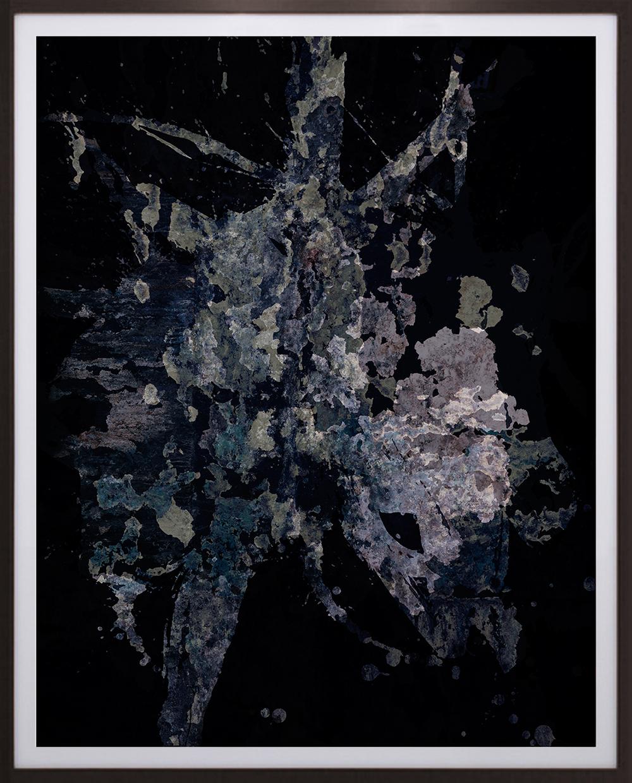 Elias Wessel  Feral 7 , 2015-16 Color Photograph Original: 234,5 x 189,2 cm (framed)