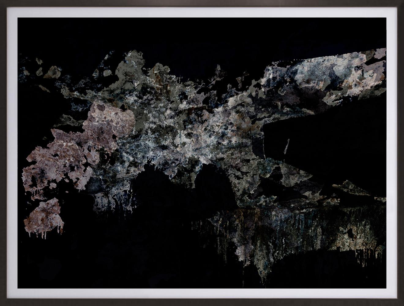 Elias Wessel  Feral 9 , 2015-16 Color Photograph Original: 189,2 x 249,7 cm (framed)