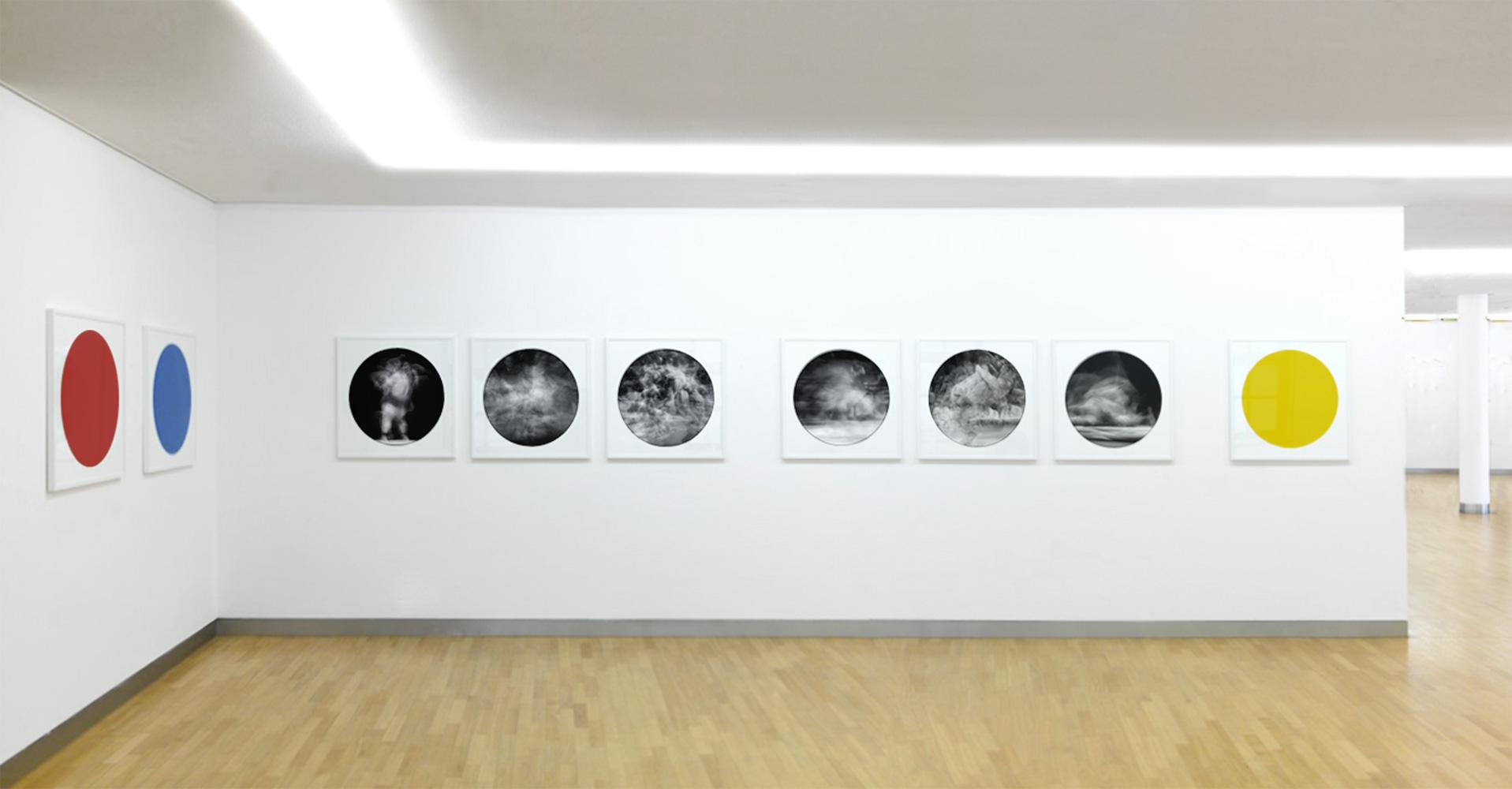 Installation View:  Kunstverein Speyer e.V  Freistil , 2016 © Elias Wessel