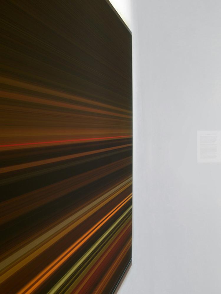 Installation View:  Goethe Institute Frankfurt  Spuren der Wirklichkeit , 2016 © Elias Wessel