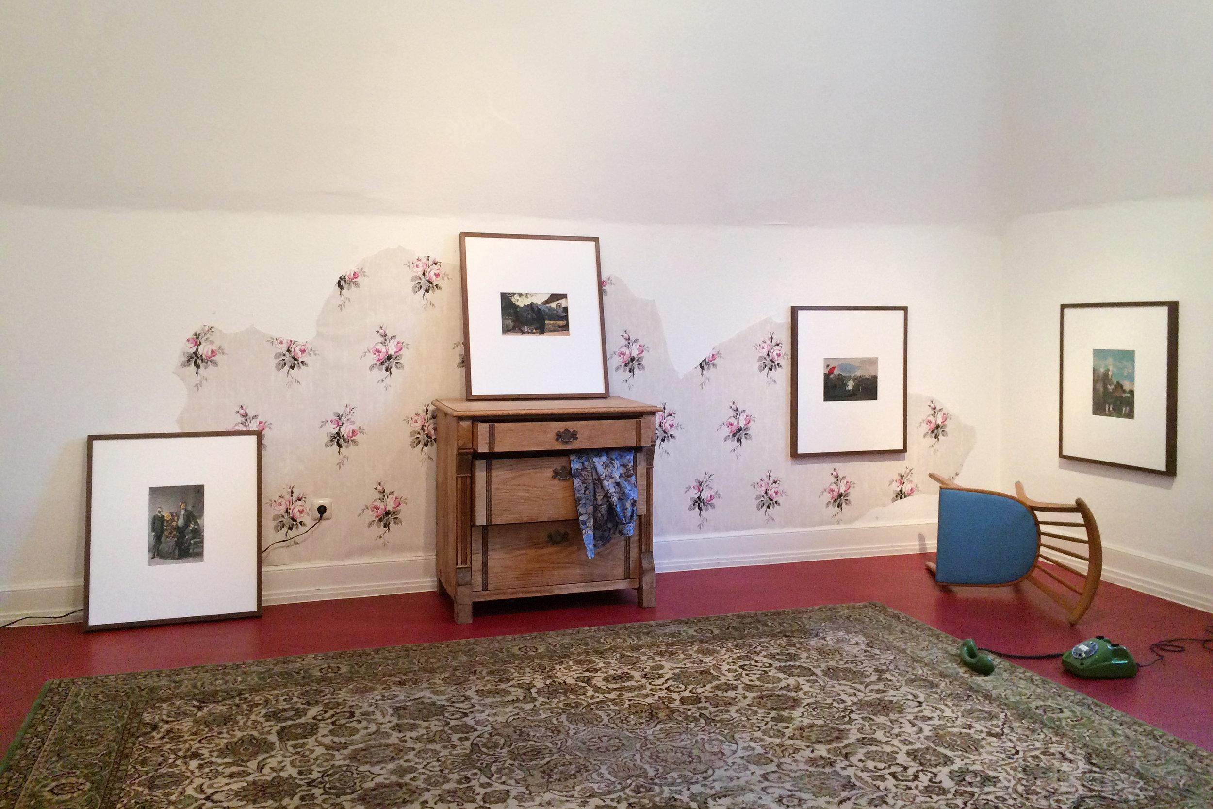 Installation View:  Heinrich-Hoffman & Struwwelpeter Museum    Die Geschichte vom Vergessenen , 2017 © Elias Wessel