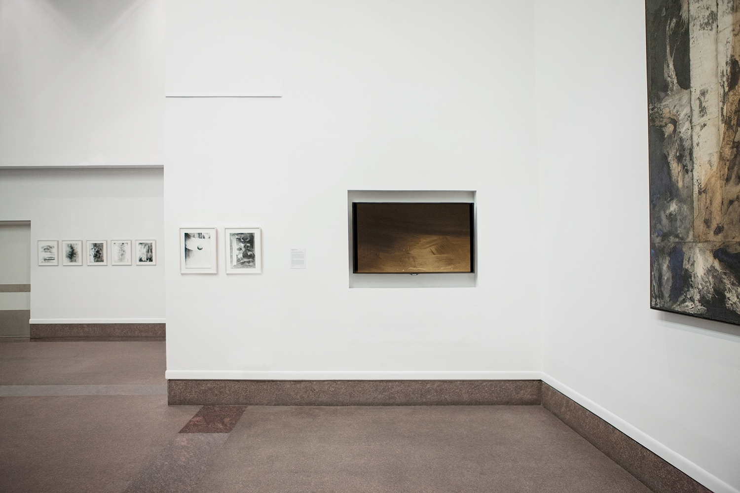 Installation View: German Consulate General, New York  History of Touches , 2017 © Elias Wessel