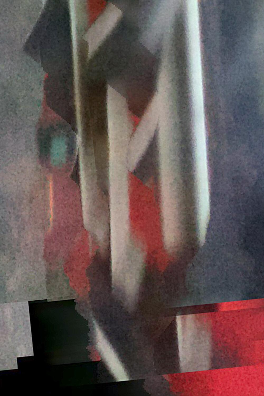 Images Through an Algorithmic Lens – Zur Visualisierung der Wirklichkeit, IMG- 4801, 2018-19 Color Photograph 240 x 160 cm (small: 22,2 x 14,8 cm)