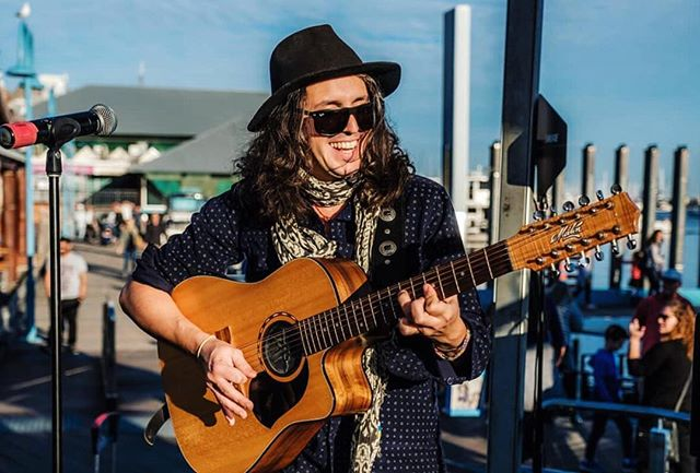 Live music tonight from 5pm with the talented Jere Sosa!