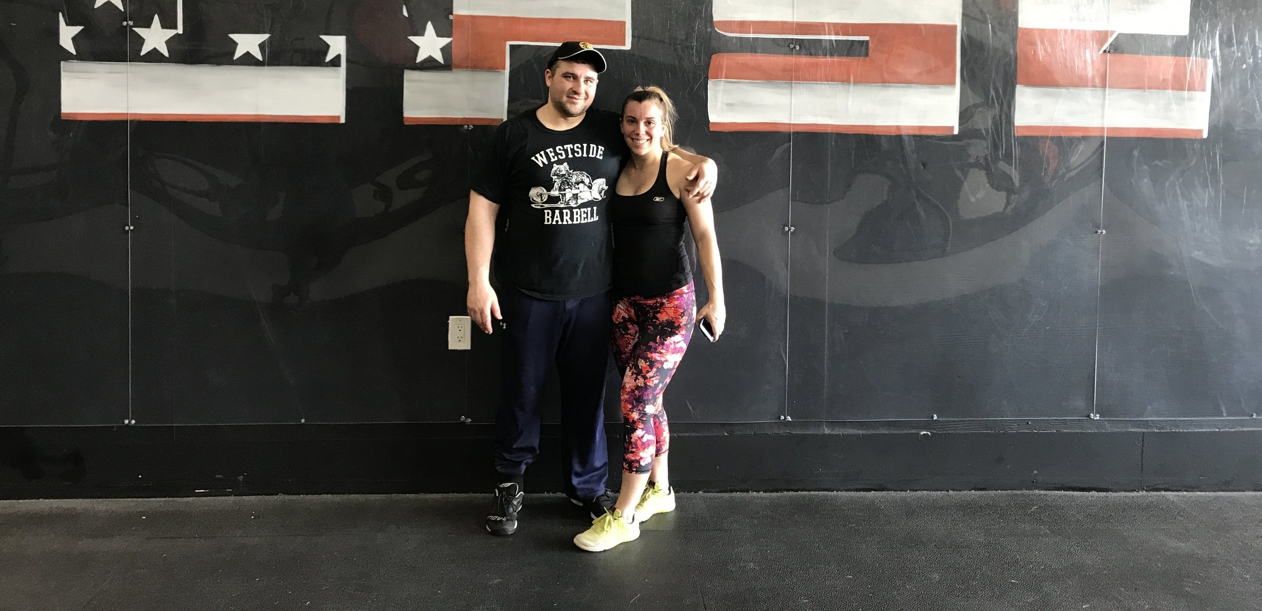 """- """"Julia is the best ever! My husband and I loved our workout dates. Julia is knowledgable and friendly; a joy to work with. She was even accommodating when I had to bring my 4 year old son with us one session. She included him for part of our workout. It was fun for us all!""""-Genesis"""