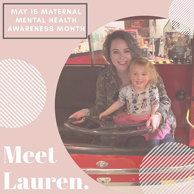 "Meet Lauren, warrior and advocate for those suffering with post partum depression. Check out her story:⁣ ⁣ ""Sometimes when I share my story it makes me feel vulnerable, almost that I am sharing a piece of me that I was so ashamed of, a dark time in my life that will sometimes bring me to tears, but at the same time I want to be an advocate for those mamas who are suffering in silence. 1 in 7 women suffer with PPD and I am 1 of those 1 in 7. And I want women to never forget, you are not alone ❤️⁣ On December 23, 2016, my life was changed forever as Dylan June decided to enter the world when I was only 32 weeks pregnant.⁣ This wasn't a traditional birth and it wasn't love at first site. Dylan was born weighing 3 lbs 11oz, put on a breathing tube, and whisked away to the NICU before I even got a chance to see or hold her. The first time I saw her was through an incubator. I grabbed on to her tiny hand and continued to sob all day as I felt the guilt that I was the reason she was born premature, not the fact that I had preeclampsia that the doctors detected too late into my pregnancy.⁣ My husband and I spent the next 3 weeks going back and forth from our home to the NICU while continuing to prepare our house for her arrival home. The days were spent at the hospital and me trying to keep myself busy with tasks so I could ignore the pain. The nights were spent walking into her nursery crying because we couldn't bring her home.⁣ Finally, we were able to bring our tiny 4 lb daughter home. I thought I would be overjoyed once. Instead, I was scared to death and confused. I would look at her and feel nothing, and the the sound of her crying drove me nuts. I spent days on end crying and not wanting to get out of bed. I thought that I couldn't be a mother, that she deserved better, and that my life would never go back to normal. ⁣ ⁣ ..continued in comments"