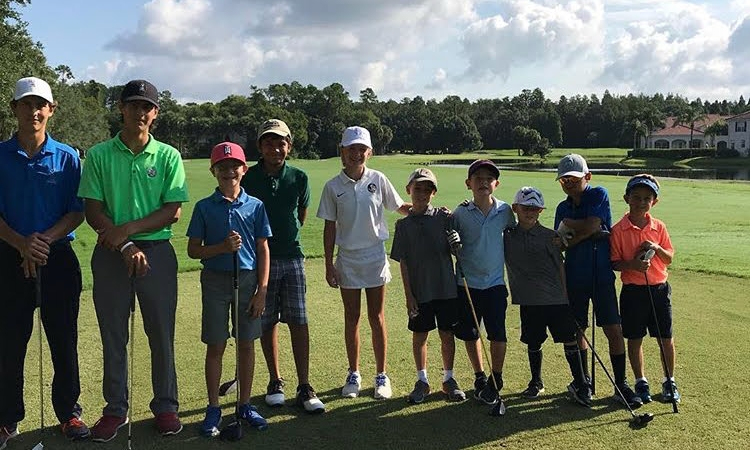 Junior Lessons Westchase Golf Club