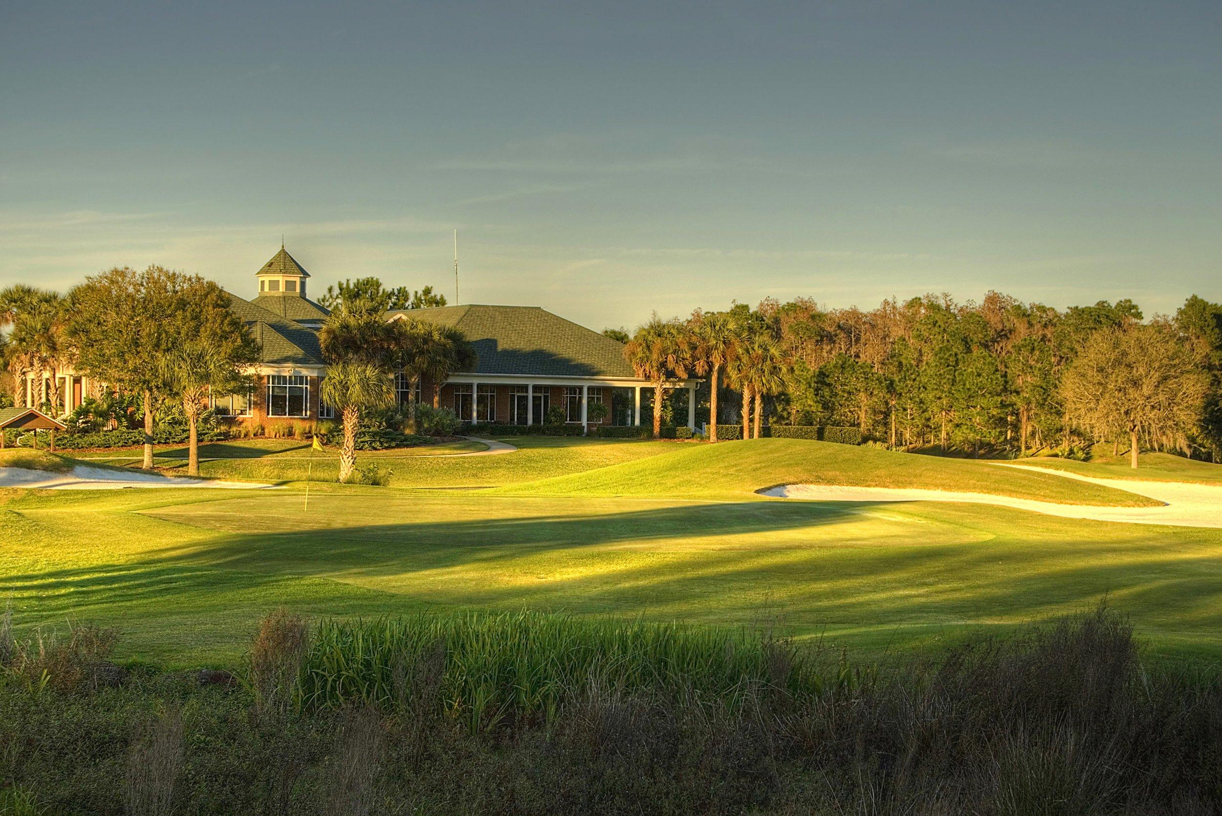 Westchase Golf Club - Clubhouse - Club