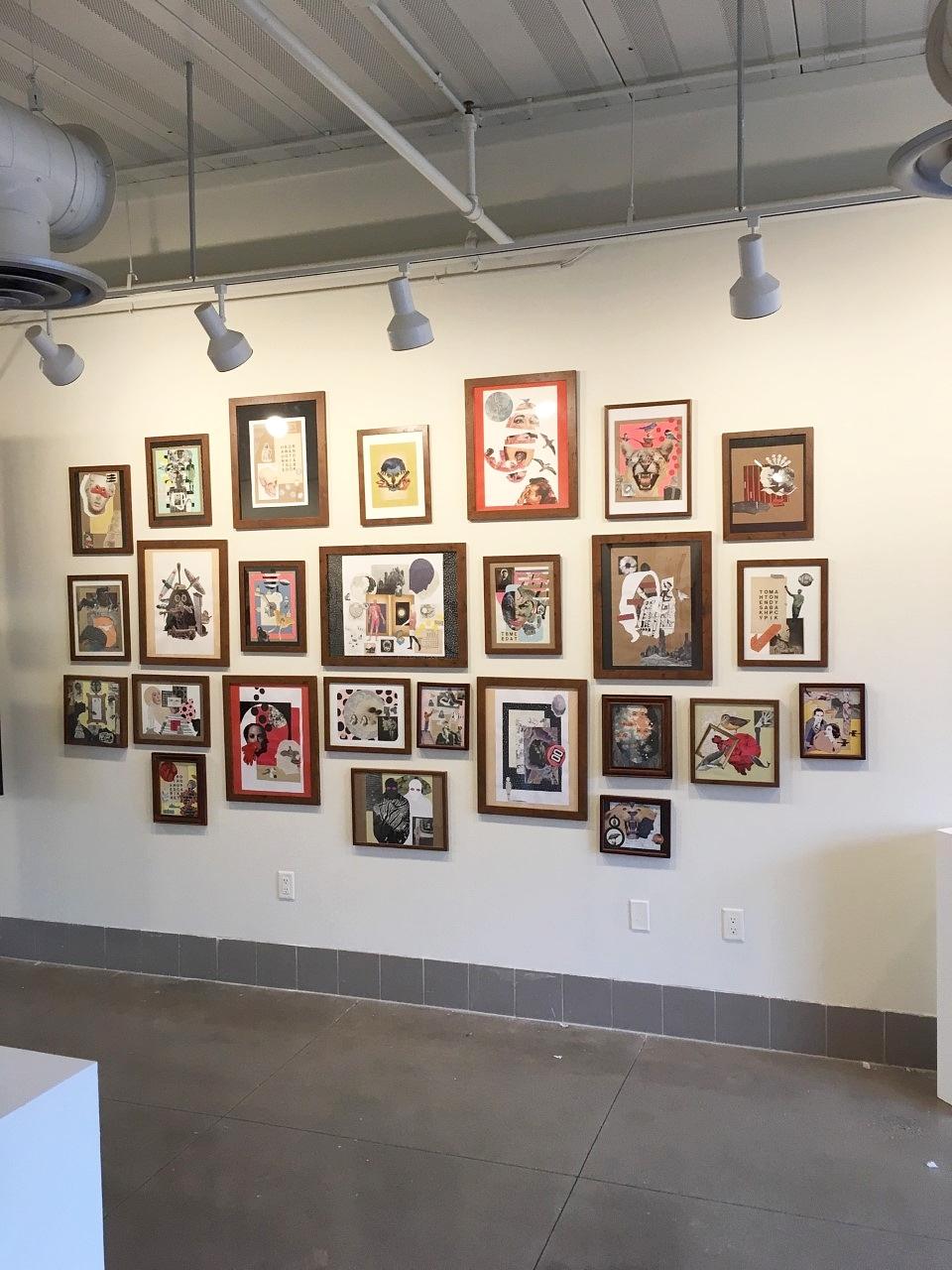 Arthur M. Berger Gallery 2018