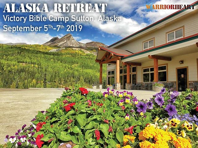 Tomorrow is the last day for discounted pricing on our Alaska retreat. Make the decision now to battle Alaska style!