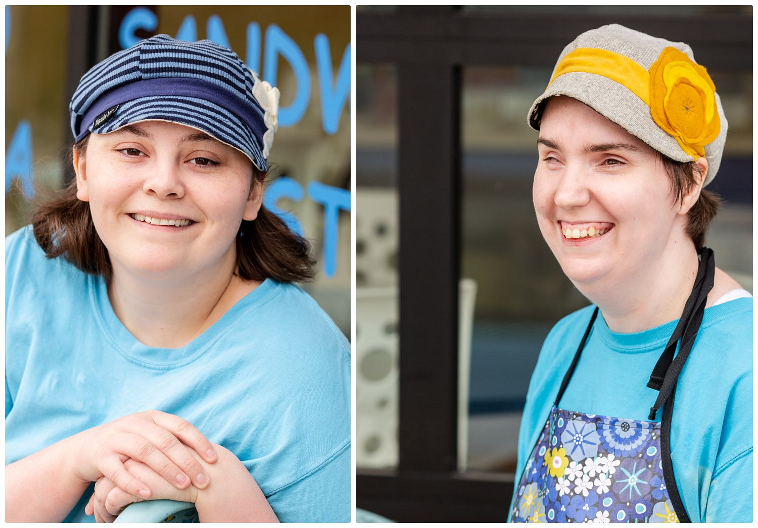 These ladies will bring a smile to your day! Stop in and say hello to Alexis and Jenny!