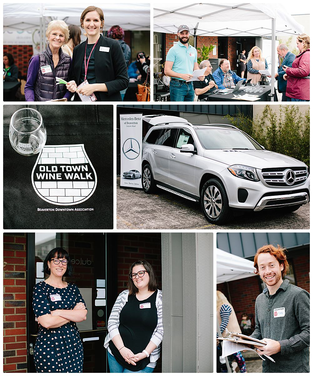 The registration area was held at dulcederm. A special thank you to our Sponsor - Mercedes-Benz of Beaverton