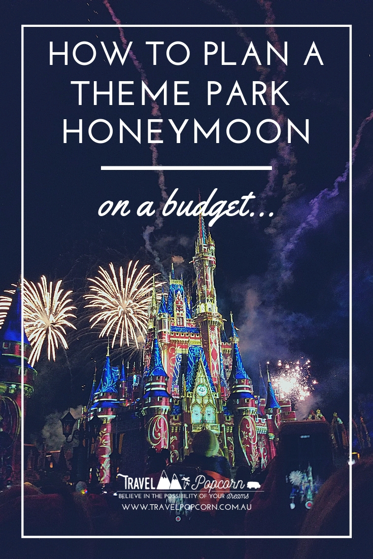 Here are our best tips for planning a dream theme park honeymoon, even if you have a limited budget. These are the 10 tips we used to book our dream honeymoon to Disneyland, even though we were on a tight budget. These tips will help you save money and still enjoy the honeymoon you always dreamed of. #honeymoon #budgethoneymoon #disneyland #disneylandbudget #disneyworld#honeymoontips #travelbudget