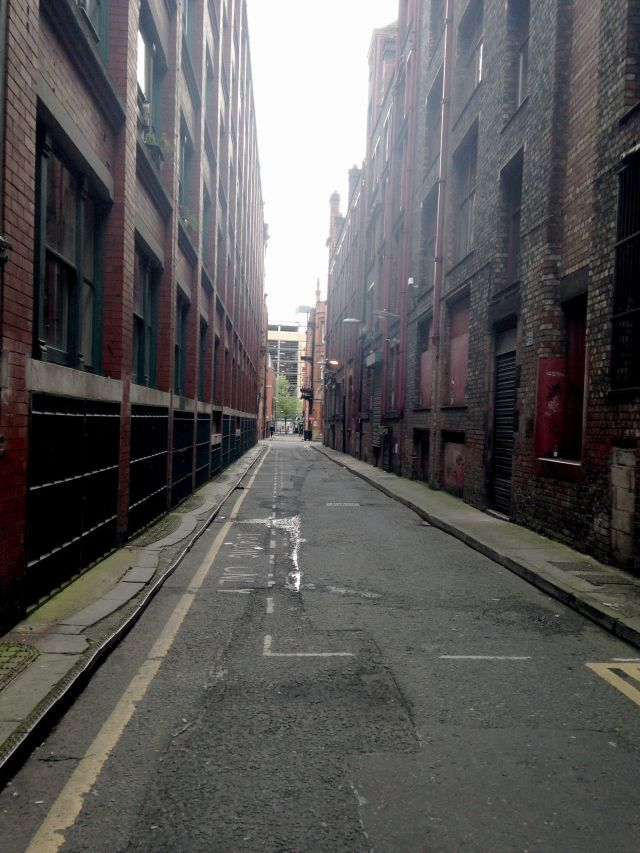 Northern Quarter, Manchester. Image credit:   Katy Preen  , Flickr.com - Under Creative Commons