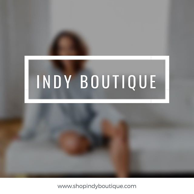 And we're officially open for business! #shopindyboutique
