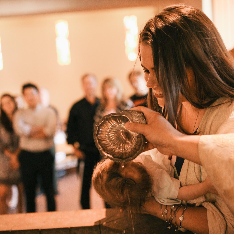 BAPTISM TEAM - Volunteer