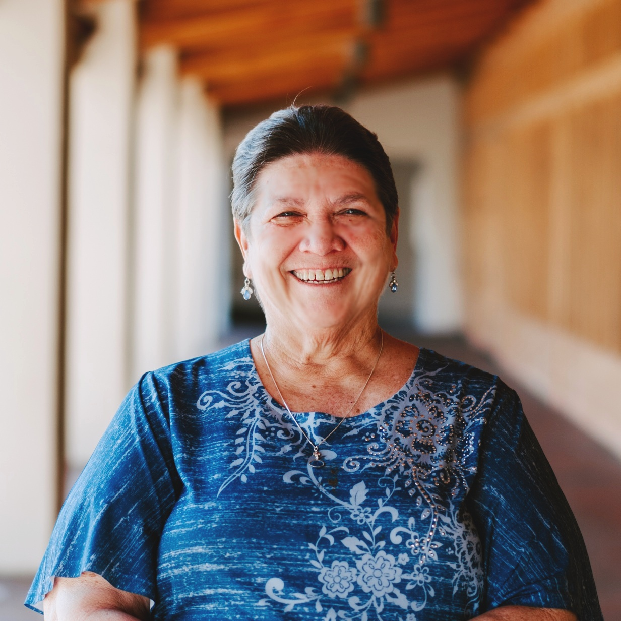 JEANNE GUErrEiRO - COORDINATOR OF LITURGY949.589.7767 x2106 | EmailAbout Jeanne