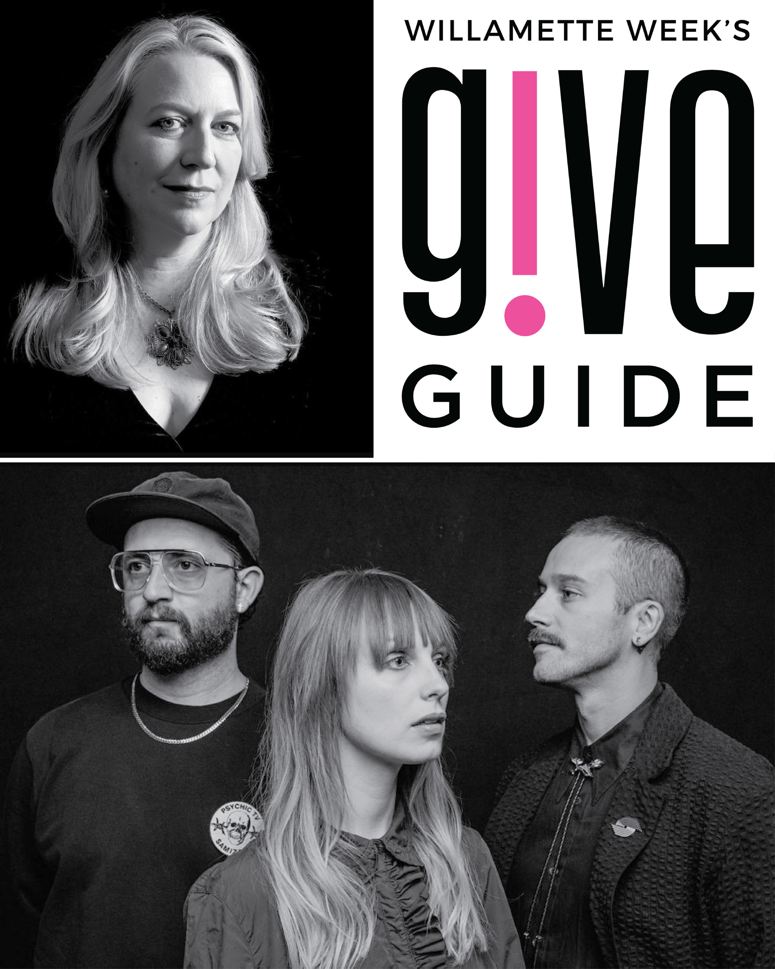 GIVE GUIDE MAGAZINE - This magazine acts as a call to action - support one of the 150 most impactful nonprofits featured here.