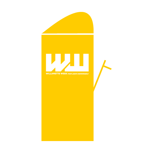 50,000 Willamette Week papers are published & delivered every Wednesday—rain or shine or snow.