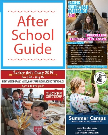 AFTER SCHOOL GUIDE - Gear up for the school year with our guide to after school programs.