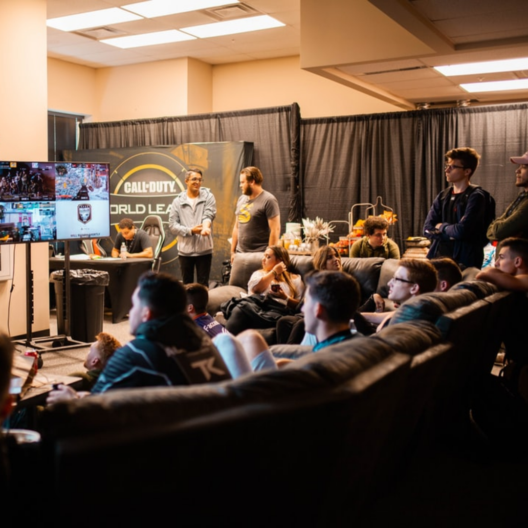 Program development - We're working with mental health professionals and individuals from the gaming community.