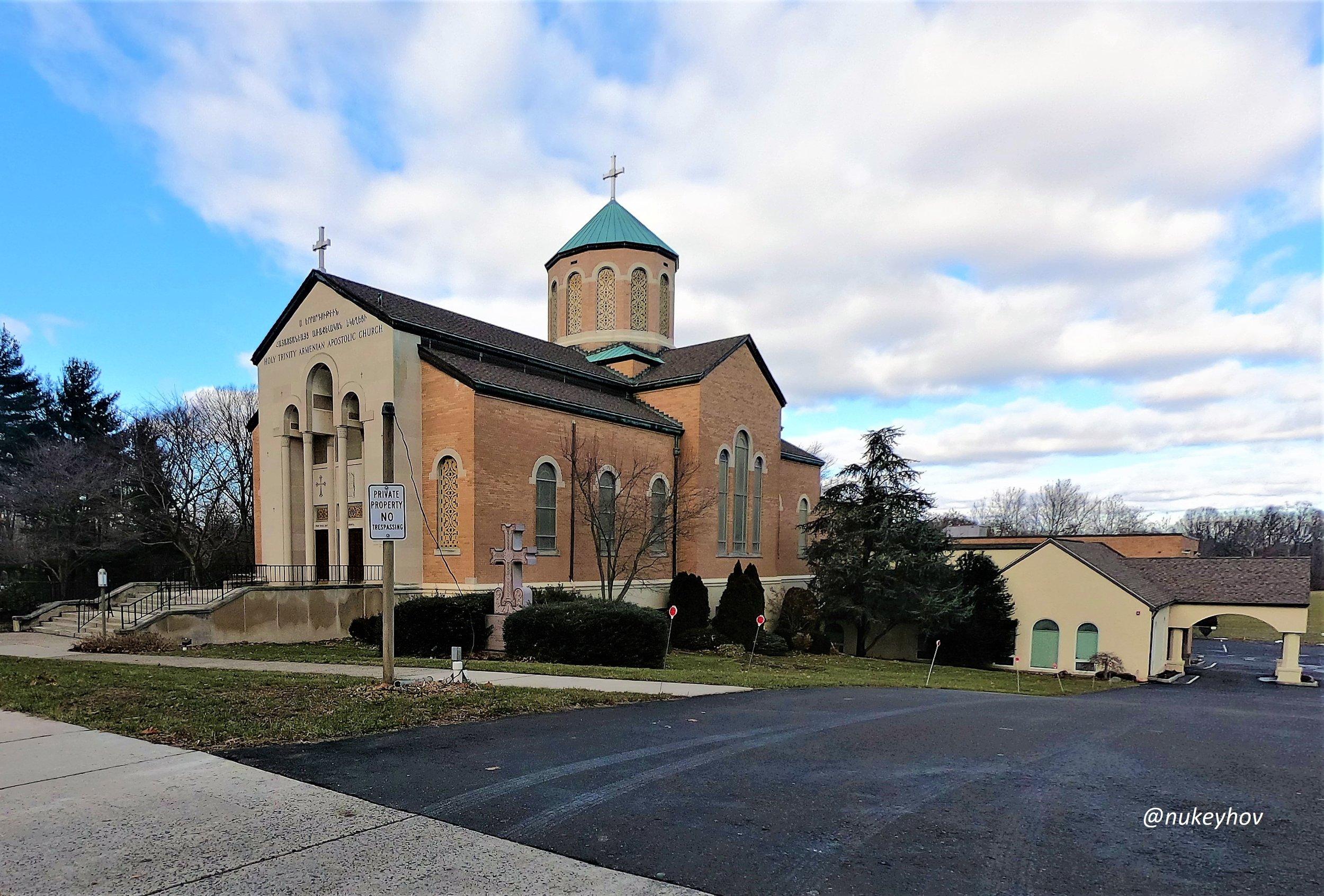 Holy Trinity Armenian Church in Philadelphia, PA