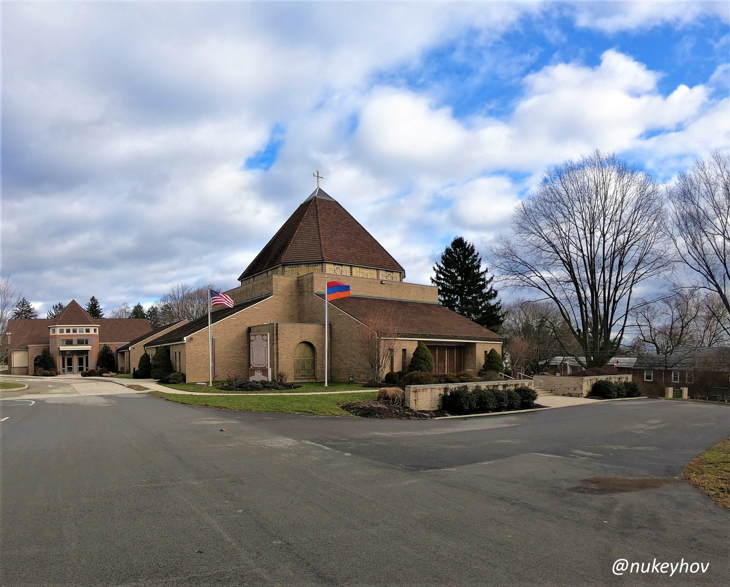 St. Gregory Armenian Apostolic Church in Philadelphia, PA