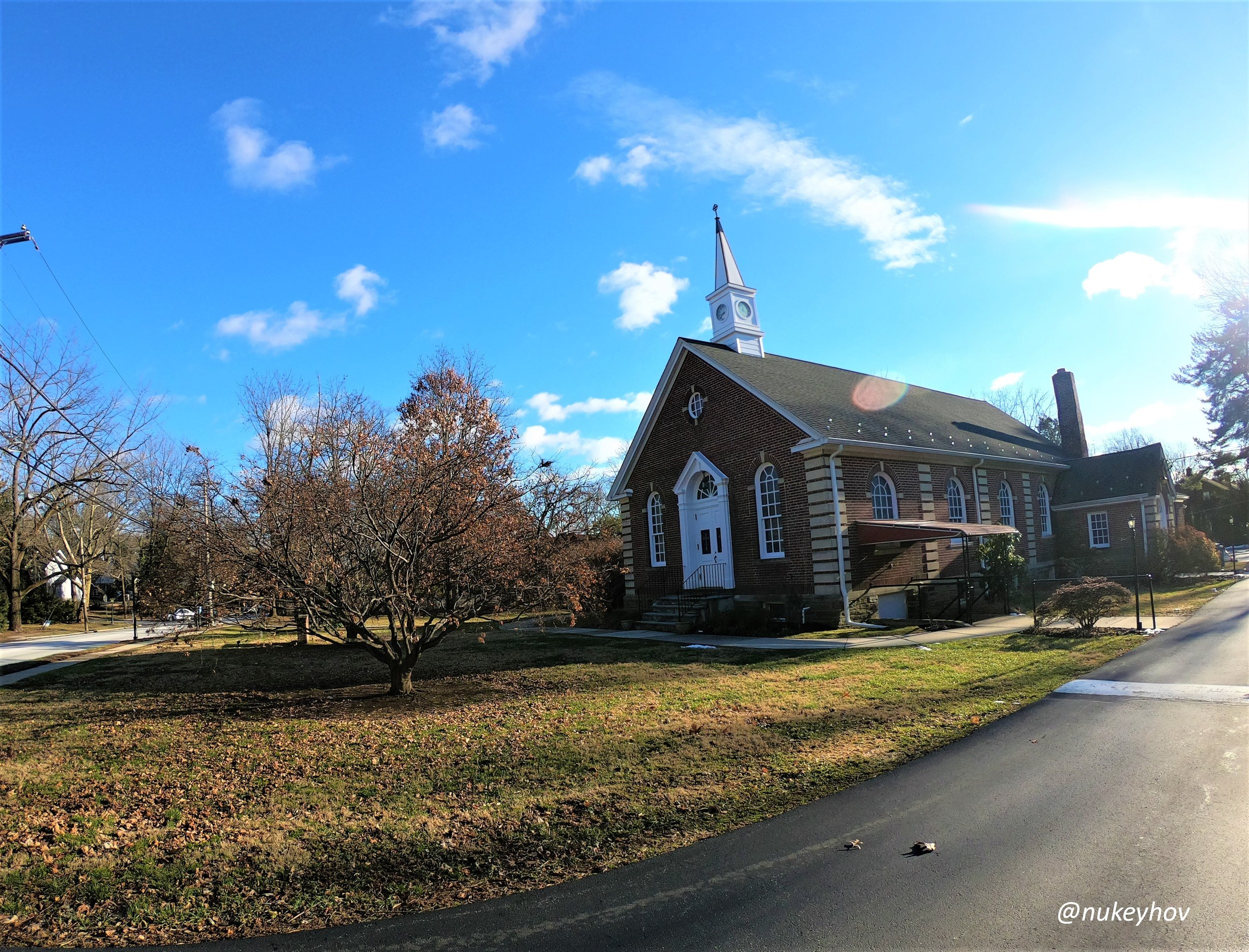 St. Mark's Armenian Catholic Church in Wynnewood, PA