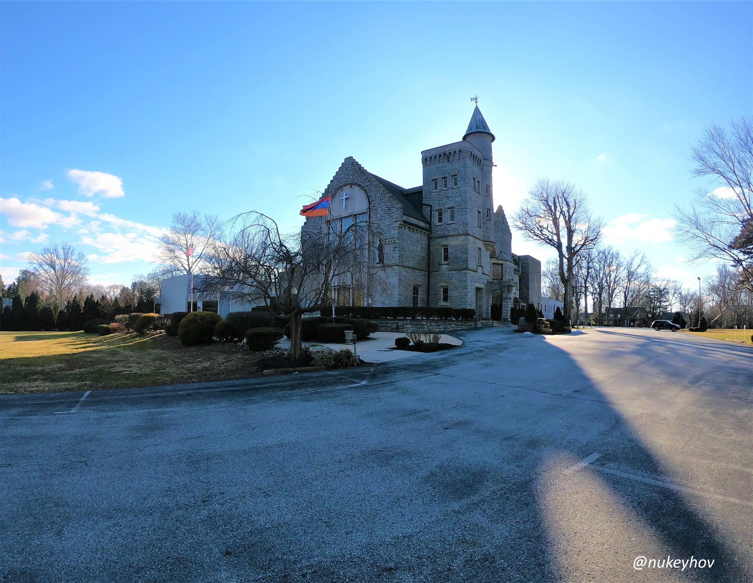 St. Sahag & St. Mesrob Armenian Apostolic Church in Wynnewood, PA