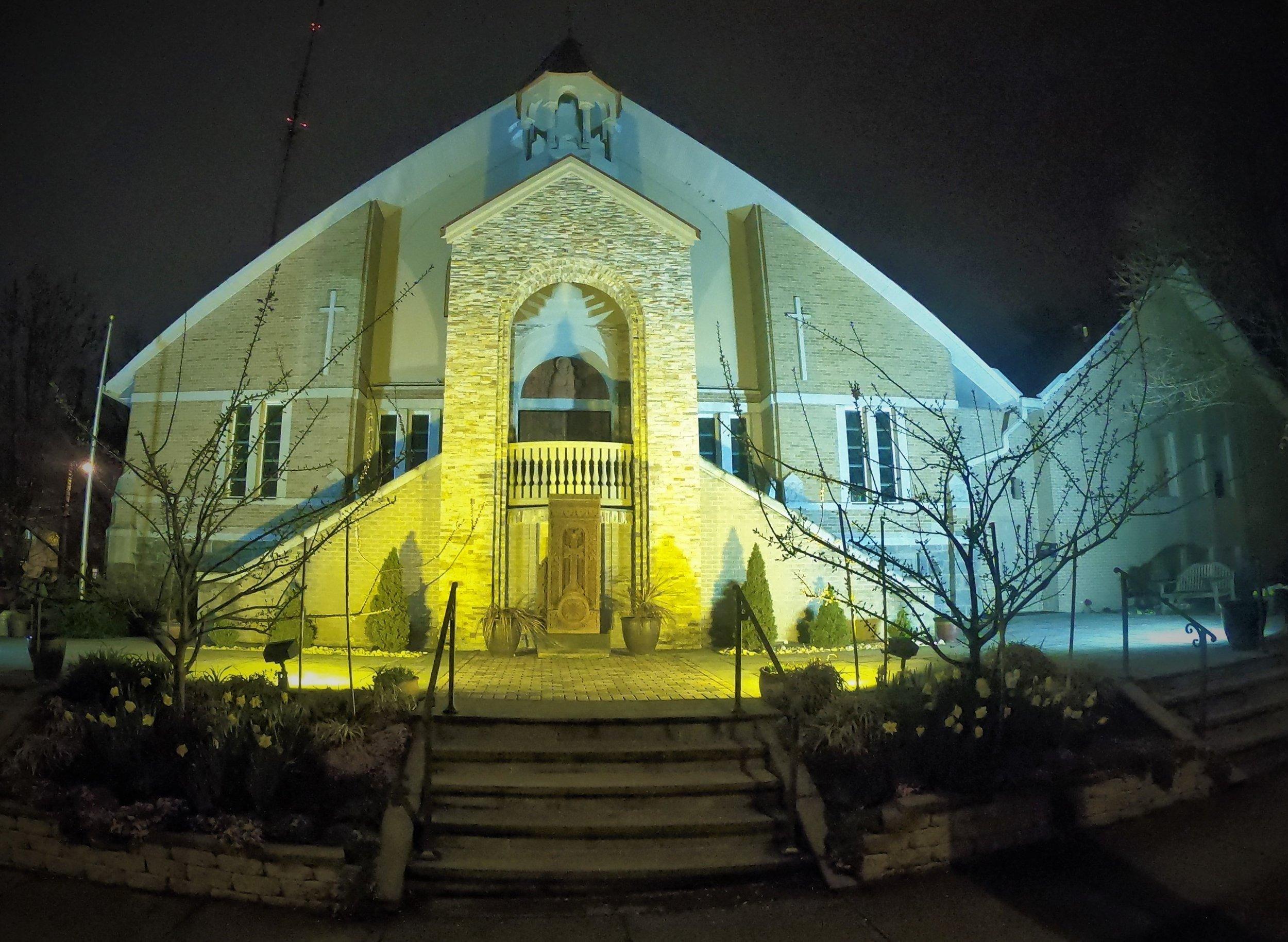 St. Mary's Armenian Apostolic Church in Washington, DC