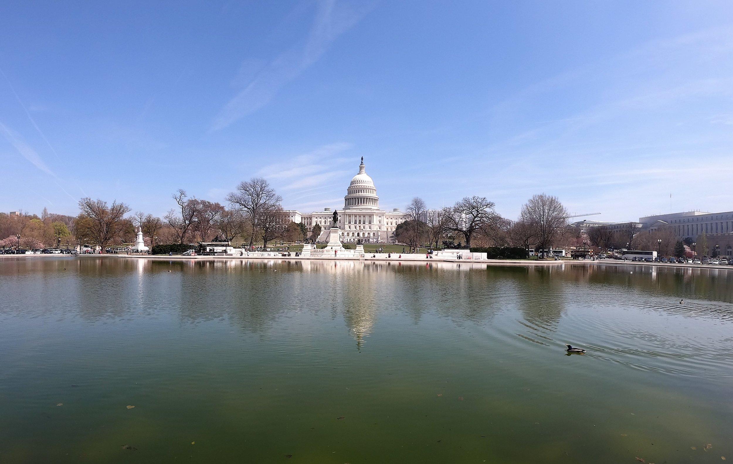 National Capitol in Washington DC
