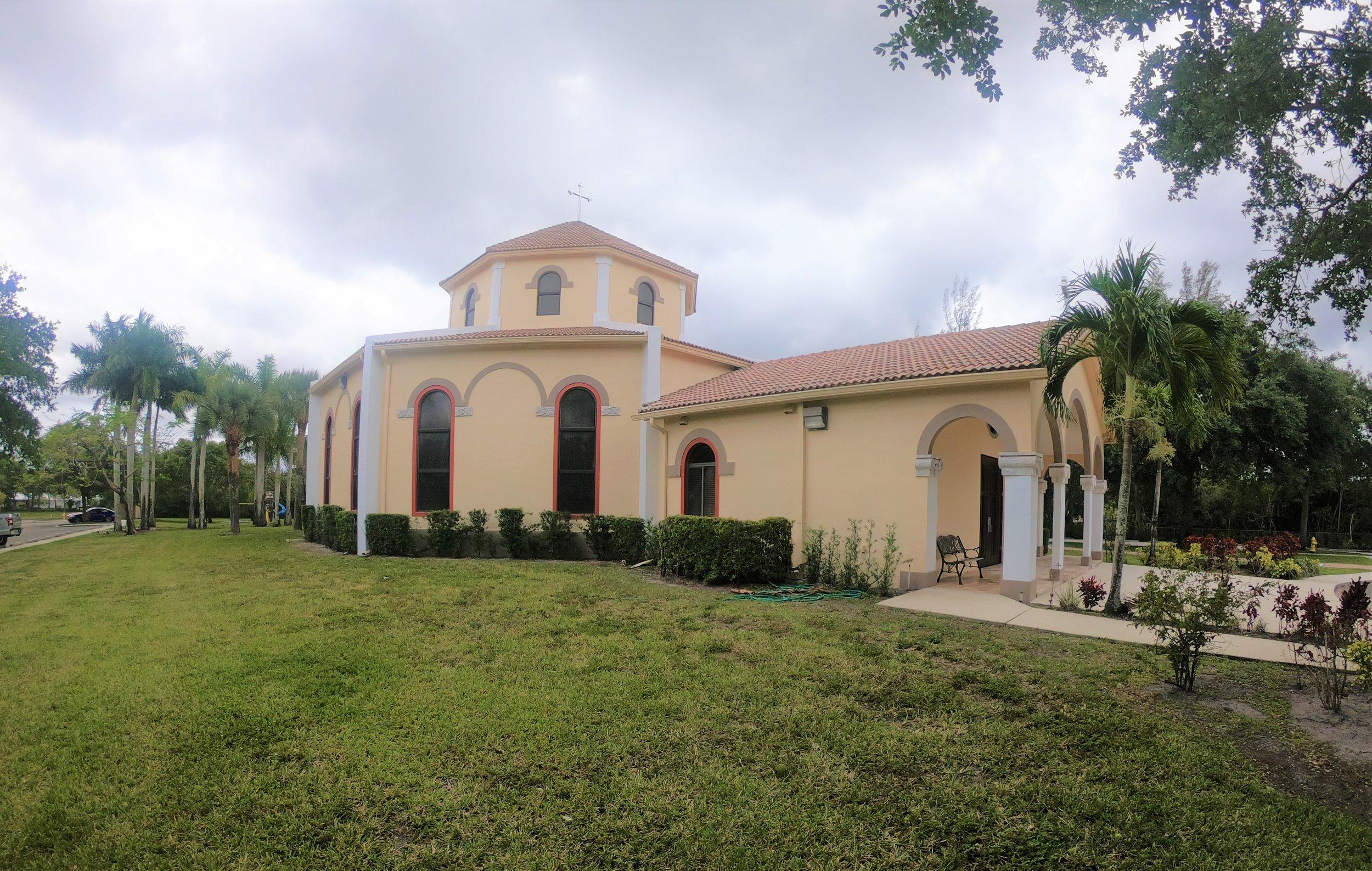 St. Mary Armenian Church in Miami, Fl