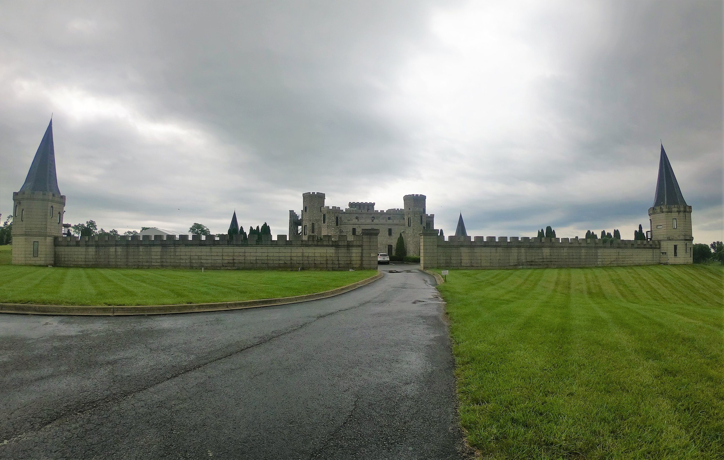 The Kentucky Castle in Versailles, KY