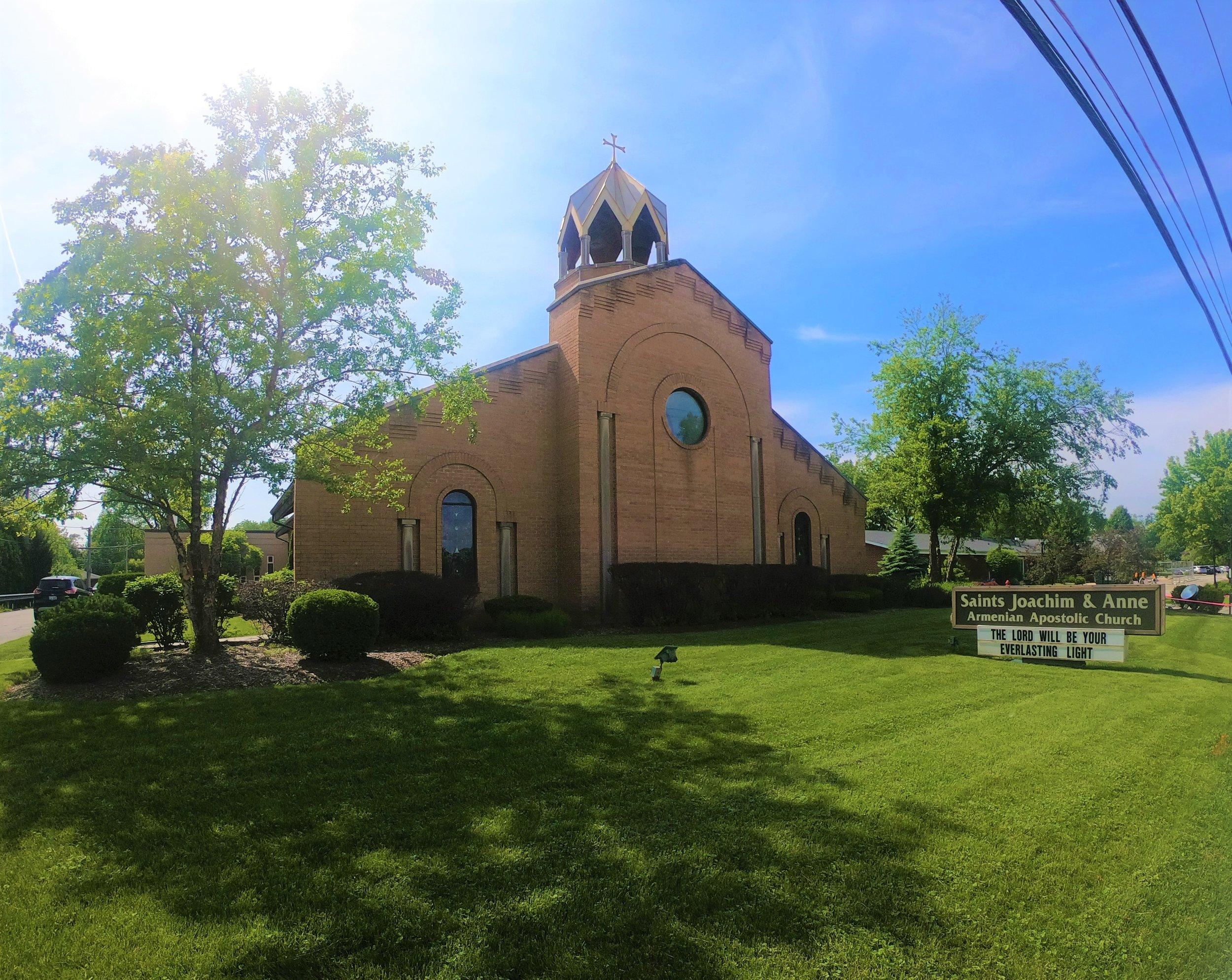 Saints Joachim and Anne Armenian Apostolic Church