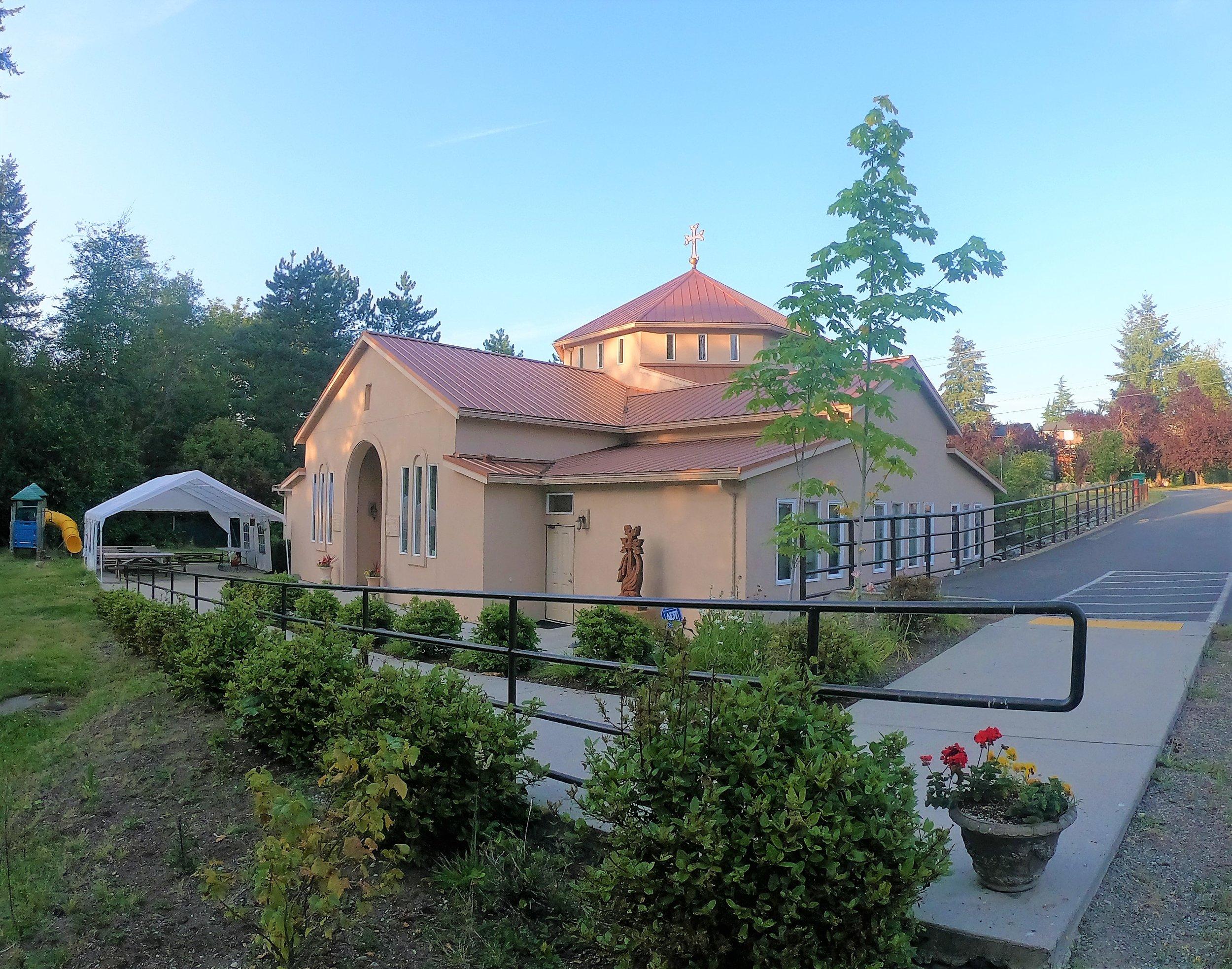 Holy Resurrection Armenian Apostolic Church in Seattle, Washington