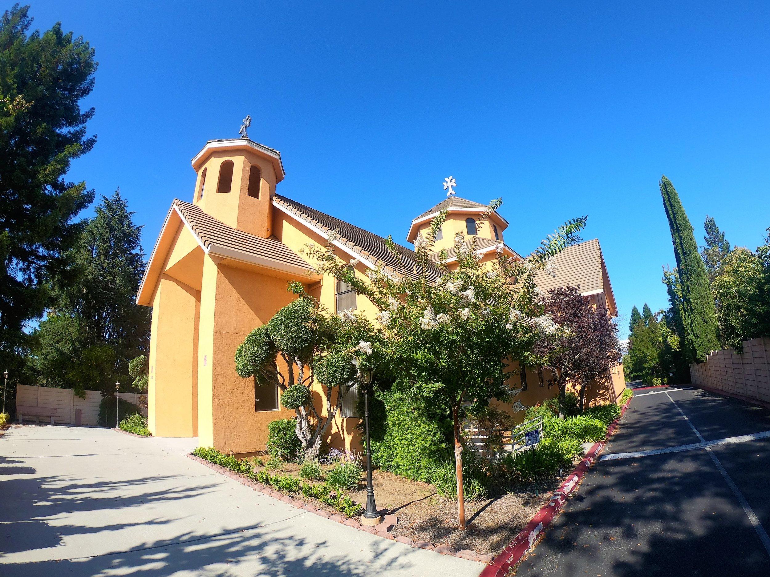 St. Andrew Armenian Church in Cupertino, California