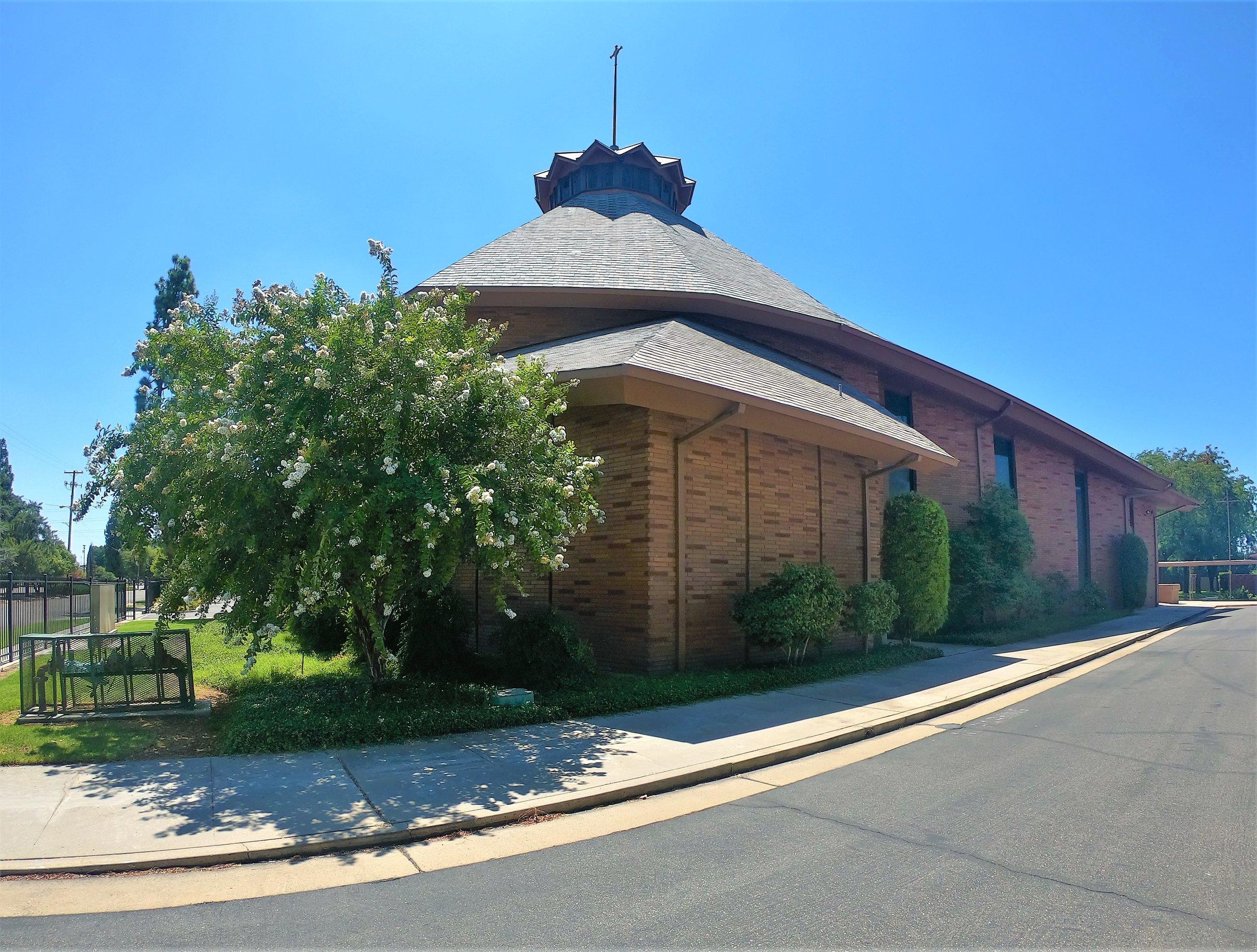 Pilgrim Armenian Congregational Church in Fresno, California