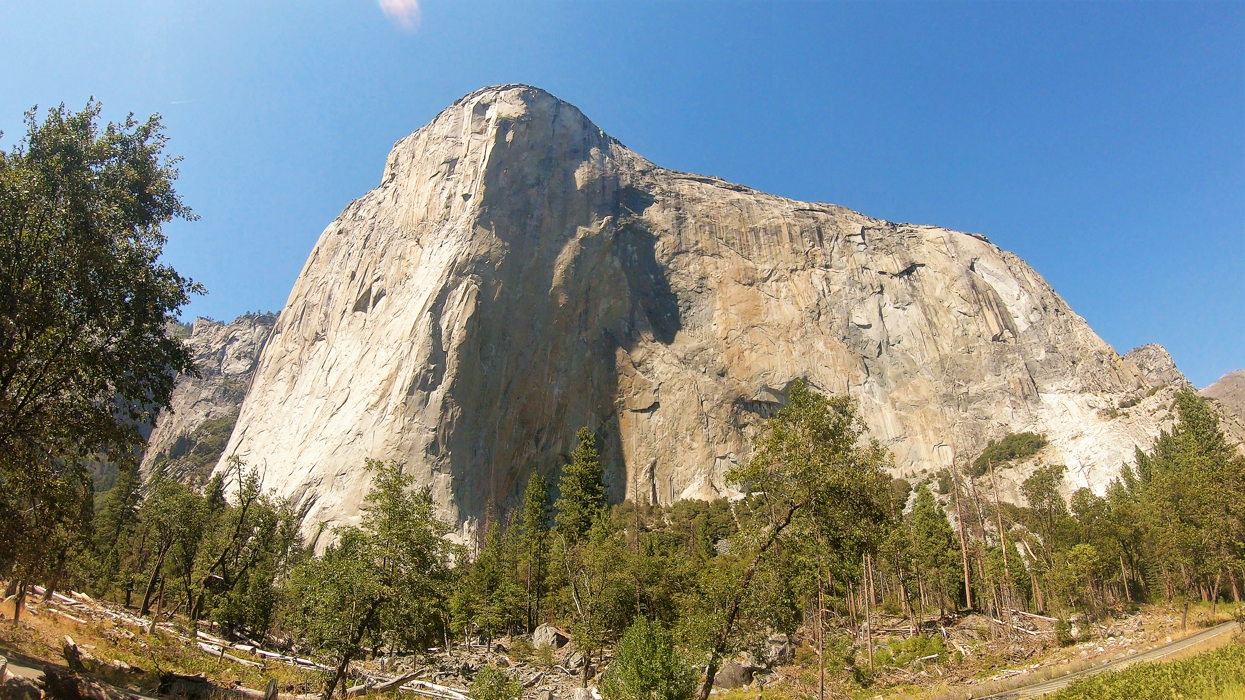 El Capitan at Yosemite National Park