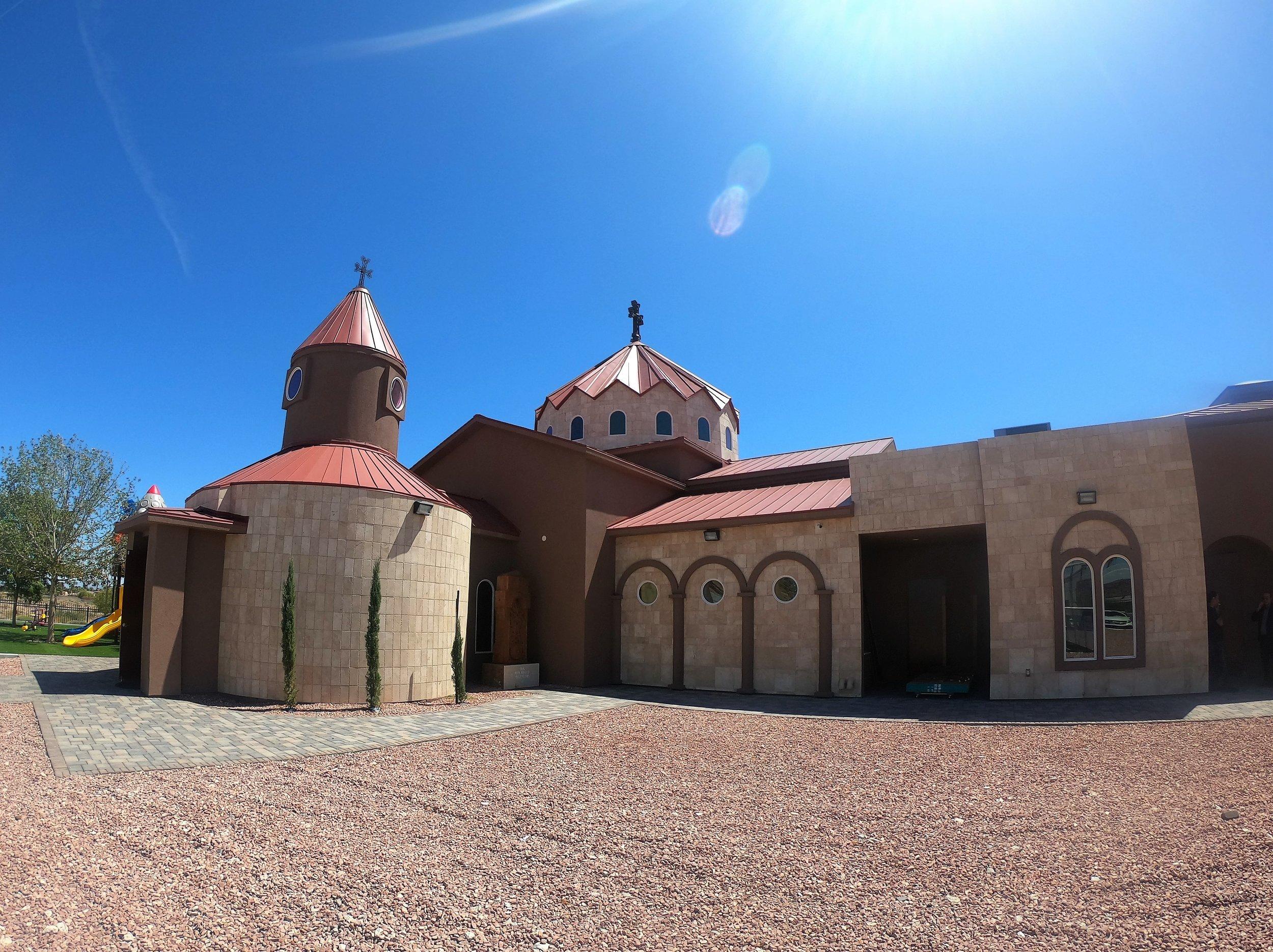 St. Geragos Armenian Apostolic Church in Las Vegas, Nevada